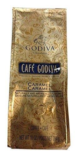 godiva caramel coffee - 1