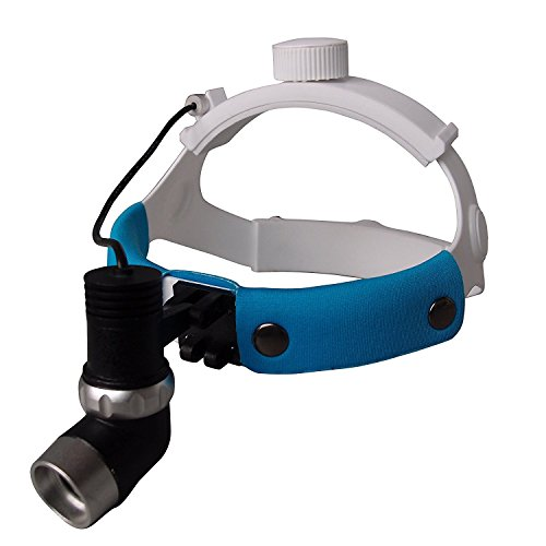 Zeta Ent Dental Medical Headlight 3W Led Surgical Headlamp High Brightness Light Jd2000i