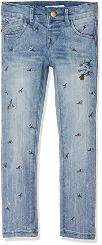 NAME IT, Jeans para Niñas Azul (Light Blue Denim Light Blue Denim)