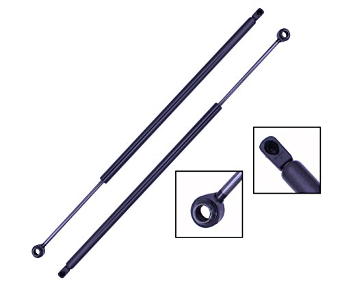 2 Pieces (SET) Tuff Support Rear Hatch Trunk Lift Supports 1993 To 2002 Pontiac Firebird Trans Am Hatchback And T-Top DOES NOT FIT (2002 Pontiac Firebird Convertible)