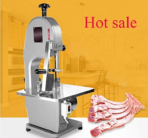 Maslin commercial Electric Meat and bone saw machine for cutting frozen meat and fish
