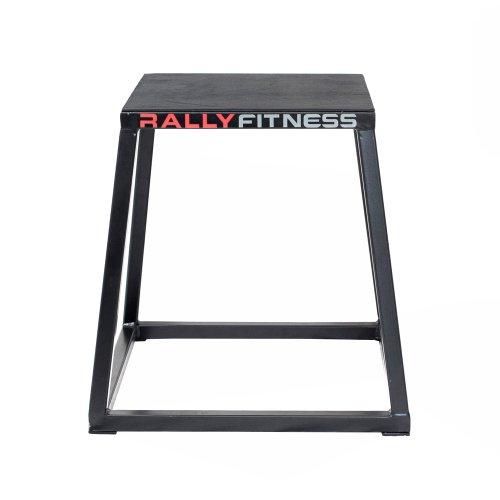 Rally Fitness Heavy Duty Plyometric Box 18