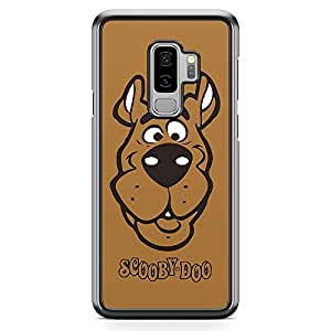 Loud Universe Scooby Doo Face Samsung S9 Plus Cover with Transparent Edges