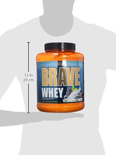 Bull Sport Nutrition Brave Whey Proteínas de Suero de Leche - 2300 ...
