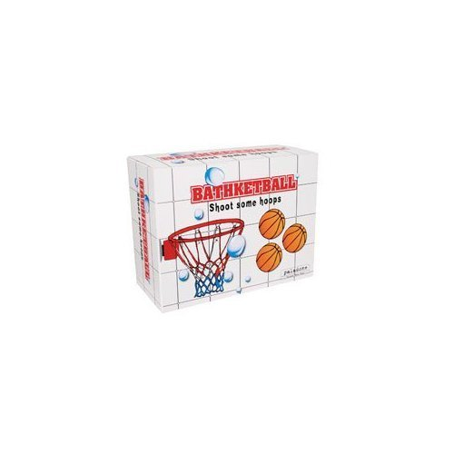 Bath Slamdunk - Bathing Basketball Game - Fun and Funky Gift - Birthday Gift - Christmas Gift - Basketball Game Idea - Bathroom Toys Treat Republic