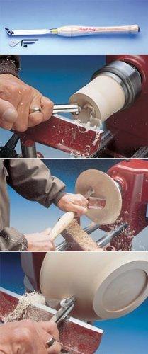Full Size Multi Tip Shear Scraper by Robert Sorby