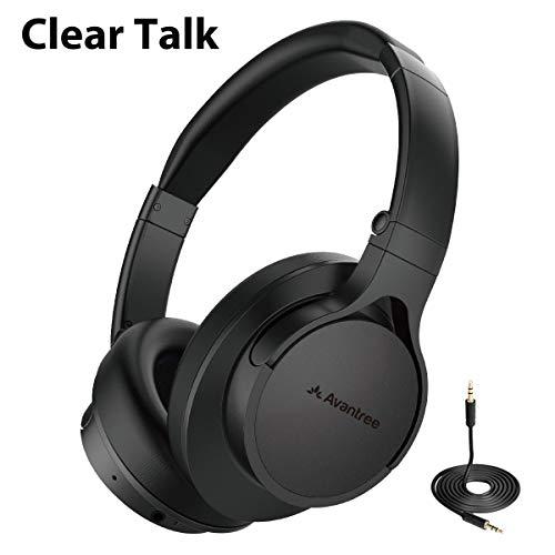 Avantree Bluetooth Headphones Over