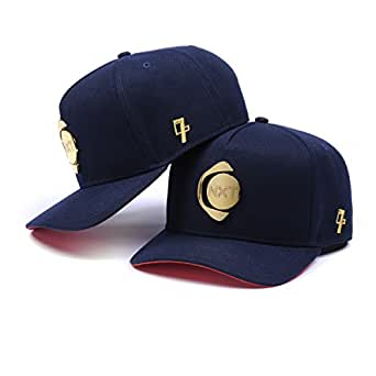 Mens Snapback Hats - The Blueberry Suede By Nxt Skool (Deep Royal Blue)