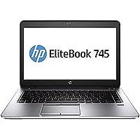 HP EliteBook 745 G2 J5N79UT#ABA (14 HD,  A10 PRO-7350B 2.1GHz, 8GB RAM, 500GB HDD, Windows 7 Pro 64-bit)