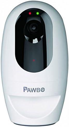 Acer PAWBO+ Cámara Inalámbrica Interactiva para Mascotas, Blanco