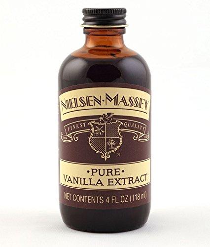 Nielsen-Massey Vanillas, Pure Vanilla Extract, 4 Ounce
