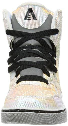 Nat-2 Cube 3 pearl met Unisex-Erwachsene Sneaker Mehrfarbig (pearl met.)