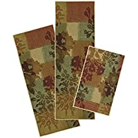 Mohawk Home Soho Daria Multi Rug, Set Contains: 1'6x2'6, 1'8x5' and 2'x4'