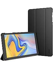 JETech Case for Galaxy Tab A 10.5 2018 (SM-T590/T595/T597), Auto Wake/Sleep, Black