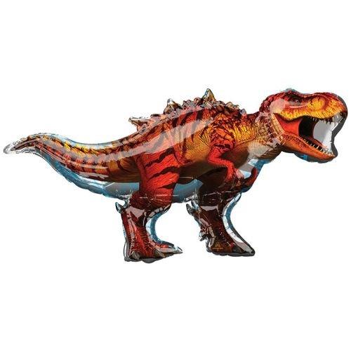 Jurassic World T-Rex Dinosaur Super Shape Foil Balloon -