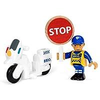 Brio Police Motocicleta