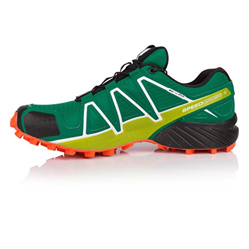 scarlet Green Trail Uomo ultramarine Speedcross Ibi black Salomon 4 Da Running Verde 000 Scarpe xSzfpPq