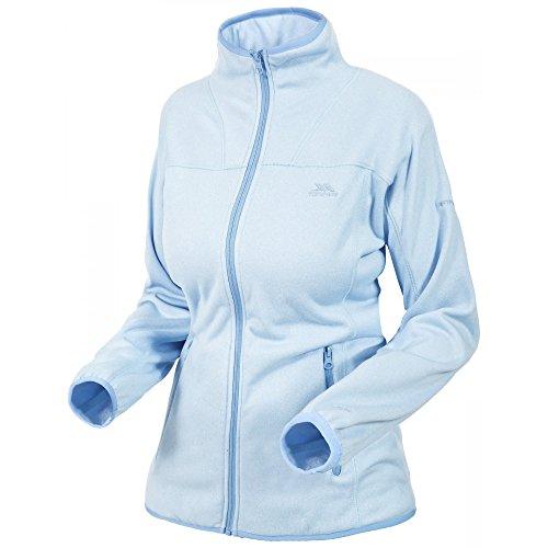 Trespass - Chaqueta polar modelo Kimmy para mujer Azul