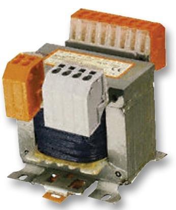 BLOCK USTE100/2X115 Isolation Transformer, Control, 100 VA