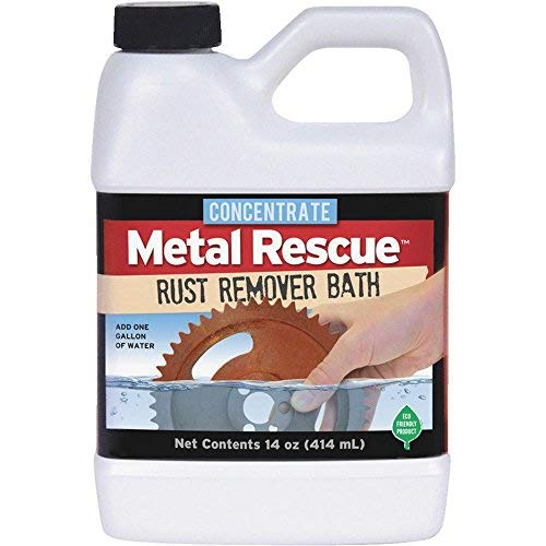 Workshop Hero WH003226 Metal Rescue Concentrate, 14. Fluid_Ounces
