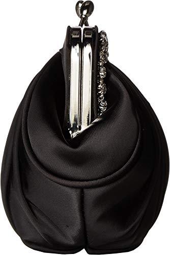 Black Adrianna Kennis Womens Papell Silver tZqZ1BSnx