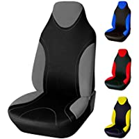 UXOXAS AUTOYOUTH Car Seat Cover Universal Fit Compatible with Most Vehicles Seat Covers Accessories Car Seat Covers 4 Colour