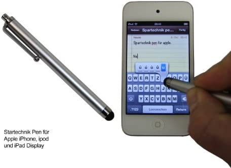 New 4x Stylus Touch Screen Pen For iPhone 4S 4G 3GS 3G iPod Touch 4 iPad 1 2 3