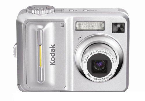 amazon com kodak easyshare c653 6 1 mp digital camera with rh amazon com