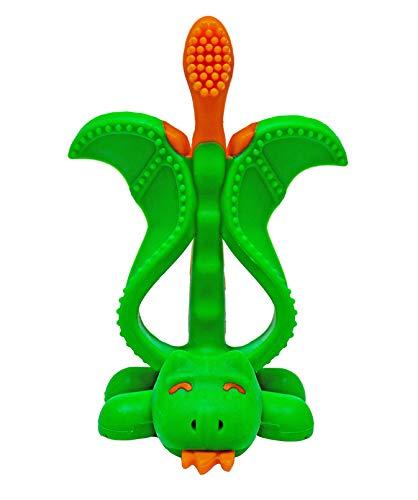 Baby Banana Mystical Dragon Brush, Green, -