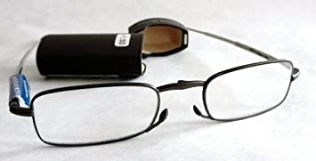 7687b995923 Image Unavailable. Image not available for. Color  Magnivision - The Gideon Folding  Reader Glasses - 1.50 Power