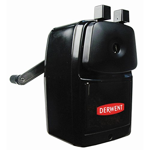 Derwent Super Point Manual Helical Pencil Sharpener...