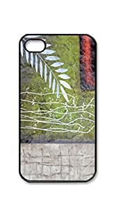 TUTU158600 Design Hard Skin Case Cover Shell for Mobilephone case iphone 4s - Abstract graffiti