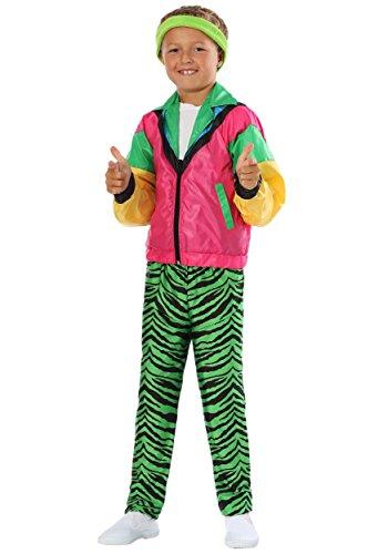80s Jock Boys Costume Large