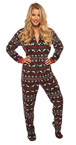 Velvet Kitten Footloose Footed PJ Onesie Footie Pajamas