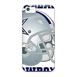 Ideal MKAce Case Cover For Iphone 5c(dallas Cowboys), Protective Stylish Case