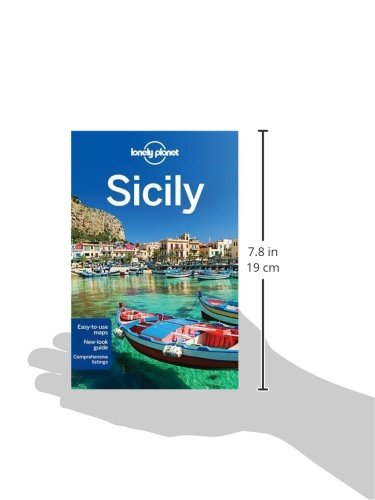 Lonely Planet Sicily 6th Ed. 6th Edition