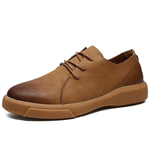 Casual Chaussures Marron Marron Oxford Taille Pour Fashion color Ruiyue Eu 41 Femmes EqxtP4Wnn