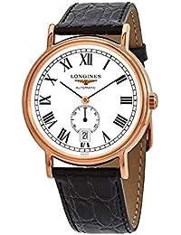 Presence White Dial Men's Watch L4.805.1.11.2