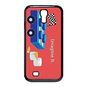Samsung Galaxy S4 9500 Cell Phone Case Black IMAGINE IT. BUILD IT. FXS_761049