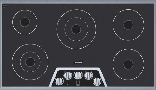 cem365fs 36 masterpiece electric cooktop ss