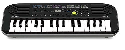 Casio SA-47H5 32 Mini Keys Keyboard(Black)