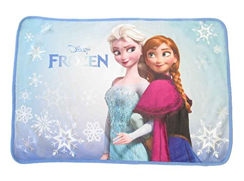 Price comparison product image Morishita Disney transcription rug hole and the Snow Queen Ana and Elsa 60 ~ 90cm
