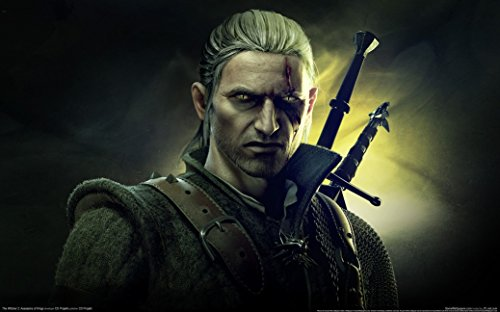 The Witcher poster 40 inch x 24 inch / 21 inch x 13 inch