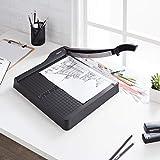 Amazon Basics Paper Trimmer - 12-Inch Blade, 10
