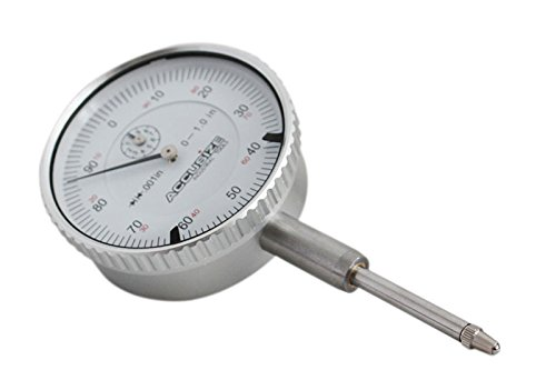 Ltd. AccusizeTools 0-1 x 0.001 Dial Indicator P900-S102 Accusize Co