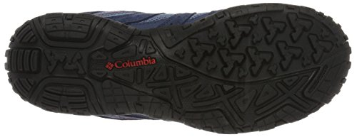 Randonnée Waterproof De Bleu Super Chaussures Homme Basses Redmond 413 Columbia steel Blue qOw7W5In