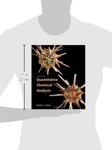 Buy Quantitative Chemical Analysis Book Online At Low Prices In