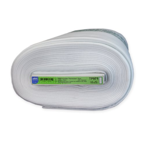 Pellon TP971F Fusible Thermolam Plus - 45'' x 10 yards by Pellon