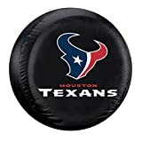 Fremont Die Houston Texans Universal Fit Tire Cover