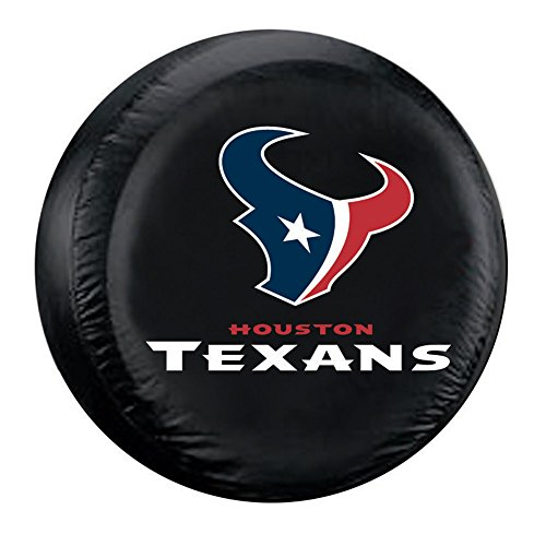Fremont Die Houston Texans Universal Fit Tire Cover by Fremont Die (Image #1)